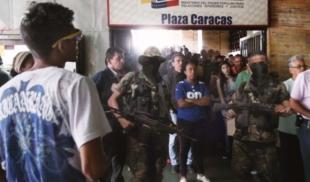 Farc anuncia que no se va de Venezuela porque la página del Saime está caída
