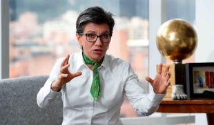 Alcaldesa de Bogotá exigirá visa a venezolanos para robar colombianos