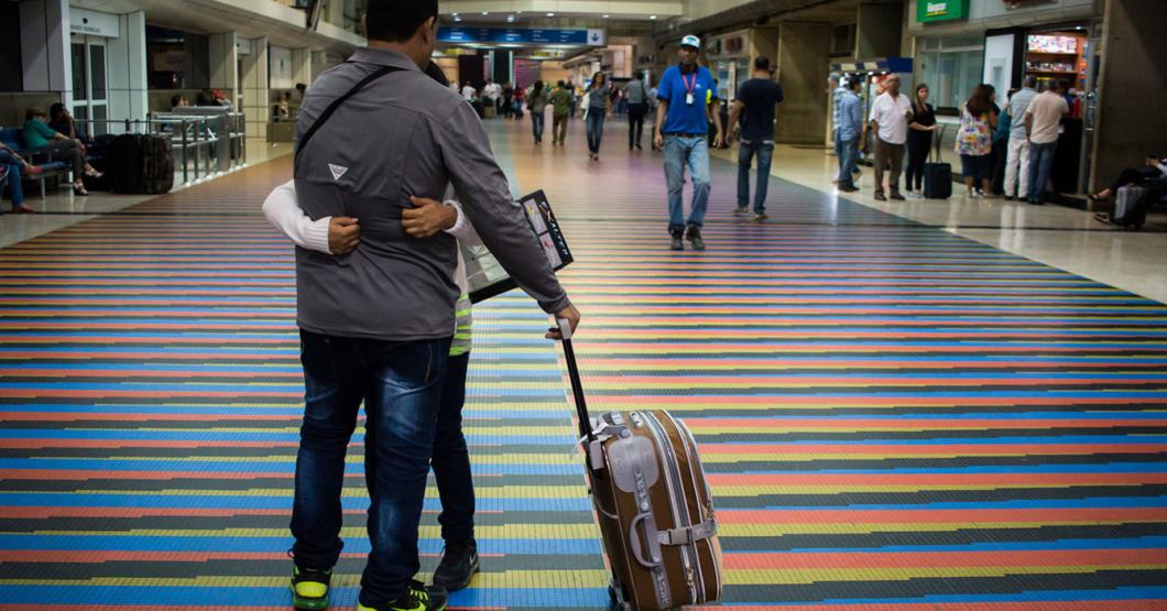 ANÁLISIS: 87% de los que hace 5 minutos respondieron que se irían del país ya se fue del país