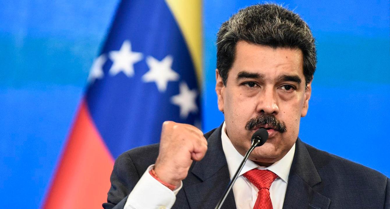 """""""¿Quién fue el idiota que regalaba todos los servicios públicos?"""", pregunta Maduro en cadena nacional"""