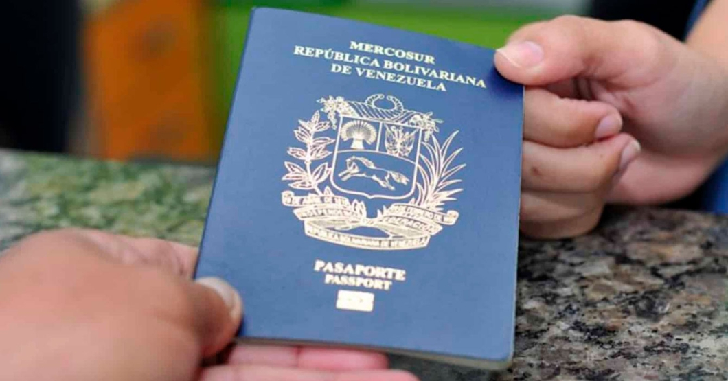 Saime anuncia que pasaporte de 10 años se entregará en 9 años hábiles
