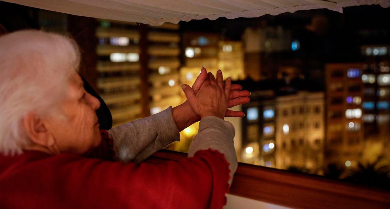Se cumplen 8 años del día en el que las señoras de El Cafetal gritaron que Chávez murió en diciembre