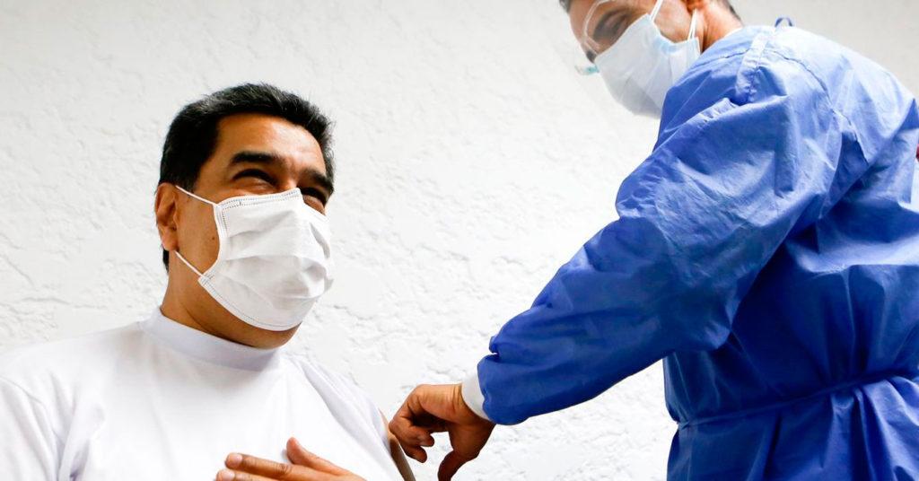 10 grupos de personas que se vacunarán antes que tú en Venezuela