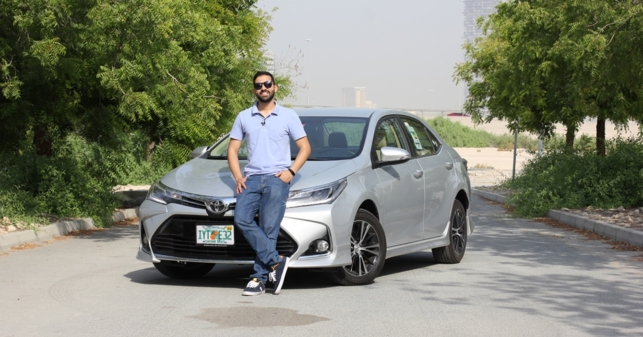 Venezolano que emigró a ayer a Miami ya compró Corolla 2025