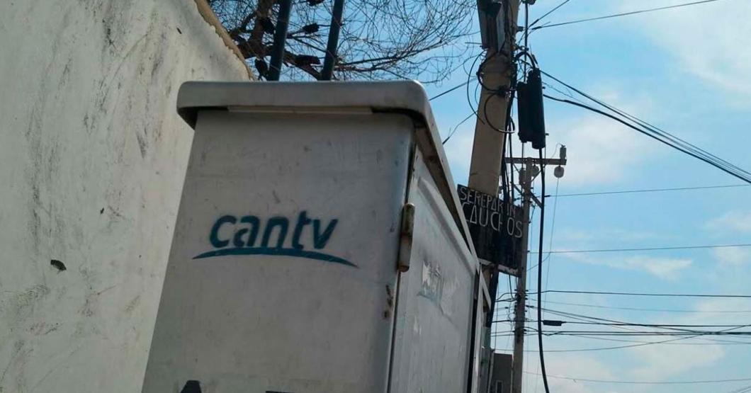 Cantv ofrece plan premium donde prometen no robar sus propios cables