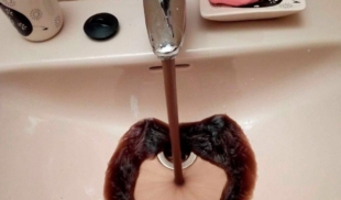 Hidrocapital celebra el Día de la Tierra enviando el doble de barro por las tuberías