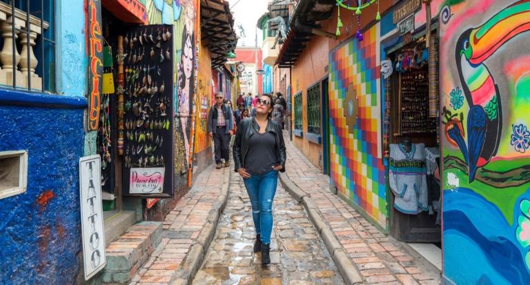 Joven sin amigos en Bogotá recuerda con nostalgia cuando tampoco tenía amigos en Caracas