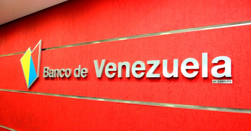 Banco de Venezuela anuncia que es mayo bancario