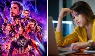 Joven indecisa entre estudiar Medicina o ponerse al día con Marvel