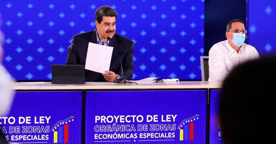 Chigüianálisis: Negociación entre Maduro y oposición despierta el interés del 0% de la población