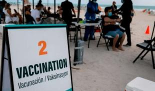 Venezuela anuncia plan de vacunación masivo en Miami