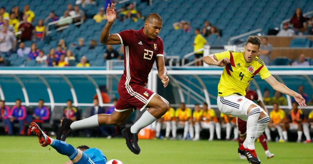 FVF apuesta por el talento vinotinto dotando a la selección con lujosos zapatos Kickers