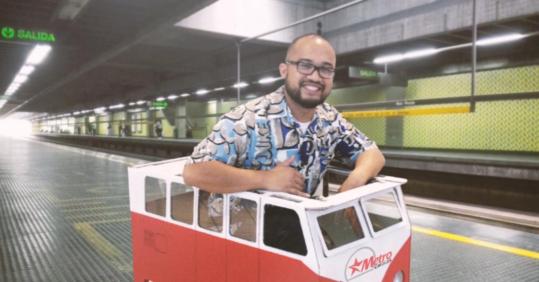 Usuarios del Metro deben llevar su propio vagón