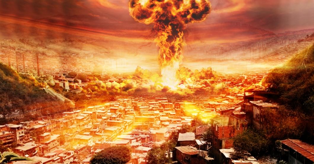 """""""Eso es normal"""", aseguran habitantes de La Vega ante detonación de bomba nuclear"""