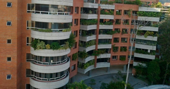 Apartamento en Caracas se revaloriza porque tiene internet CASI todos los días