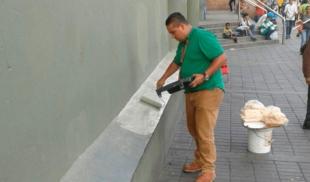 Alcaldía de Caracas anuncia la inversión de 200 millones de dólares para pintar 3 cuadras