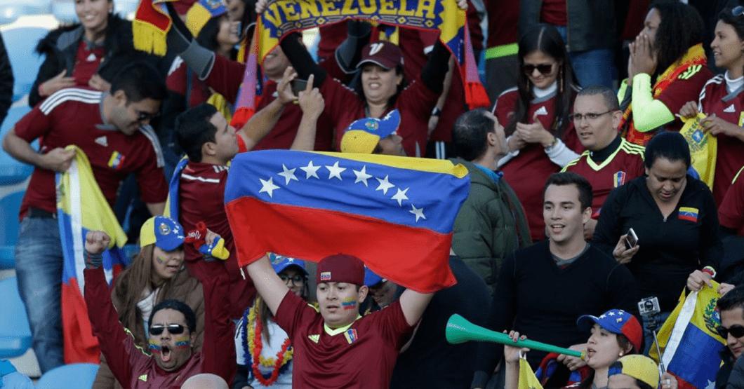 PASIÓN VINOTINTO: Venezolanos celebran con orgullo que la selección no recibió más de 3 goles