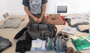 Venezolano en Perú está listo para emigrar de nuevo y empezar una tercera familia