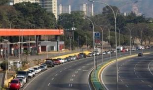 INTT recuerda a usuarios de la autopista que el canal izquierdo es el rápido y el derecho para la cola de gasolina