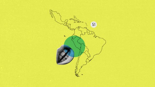 51 | Una vuelta por los acentos de Latinoamérica | El Cuartico x Ricardo O'Farrill