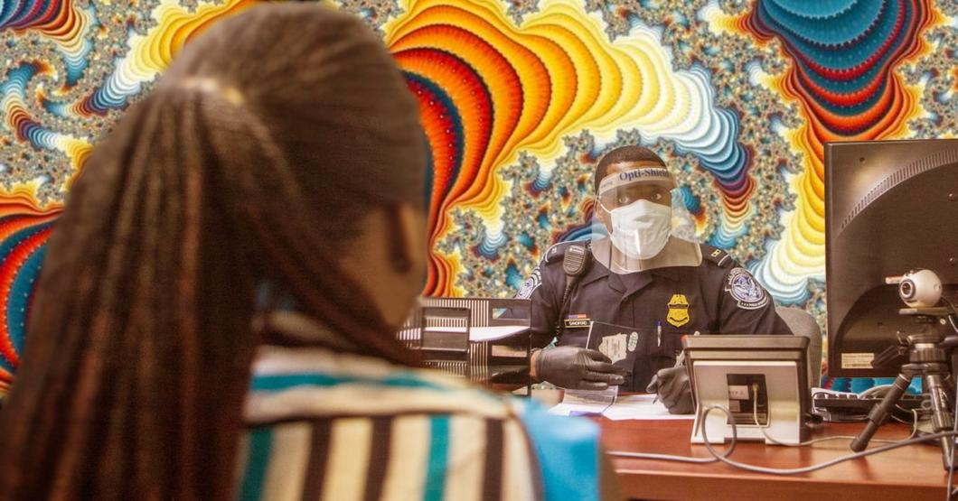 Venezolana que probó ayahuasca para viajar sin pasaporte es retenida en cuartico astral