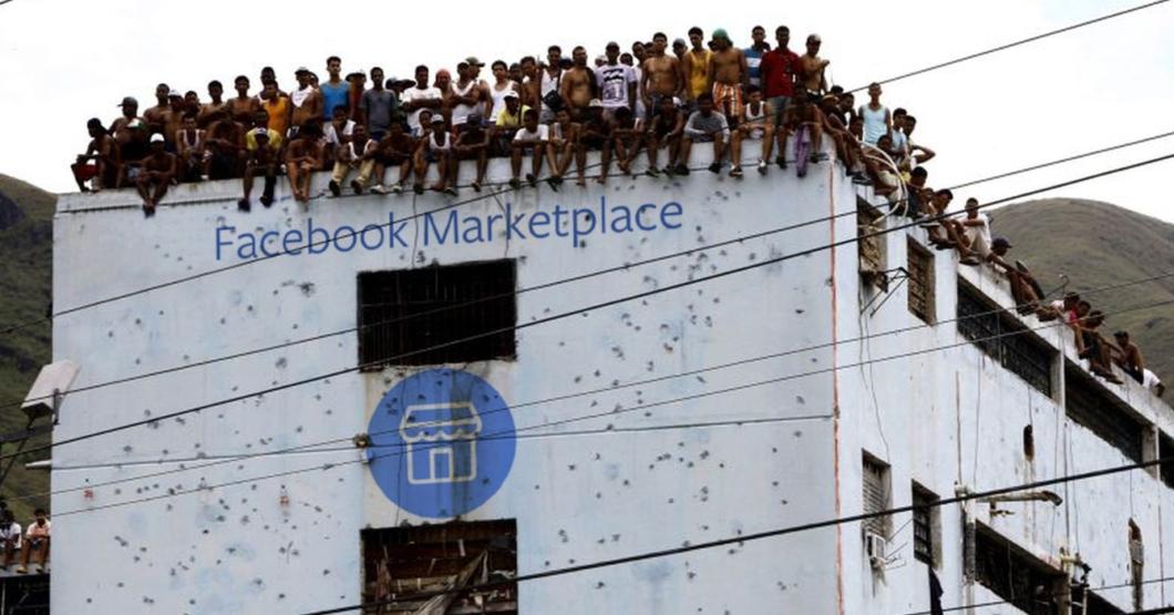 Facebook Marketplace abre su primera tienda física en Tocorón