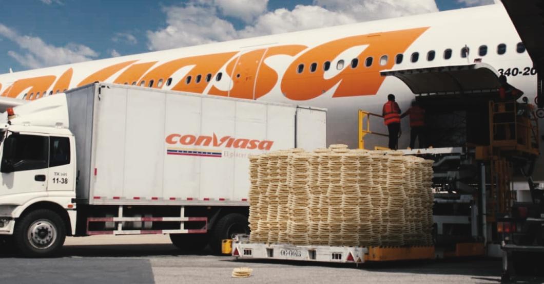 Gobierno anuncia la llegada de 25 toneladas de arepa provenientes de Irán