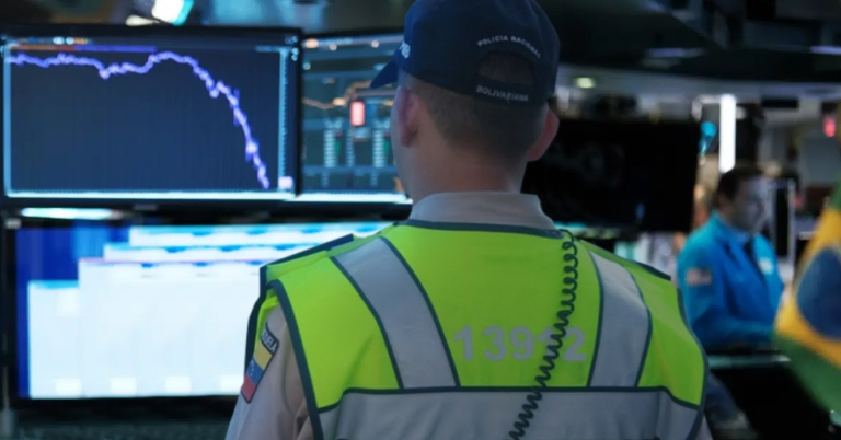 Tras posible eliminación del 7x7, alcabalas reportan catastrófica caída de acciones en la bolsa