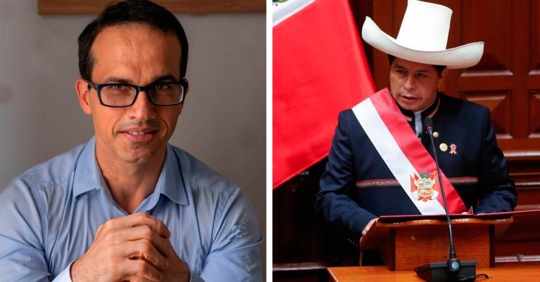 Este venezolano antiaborto, homofóbico y machista habría votado por Pedro Castillo si este no fuera comunista