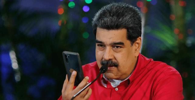 ¡Hazaña olímpica! CANTV logra conexión de 2 minutos para que Maduro llame a medallista