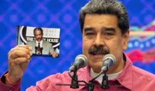 Maduro pide negociar directamente con el presidente de los Estados Unidos, Morgan Freeman