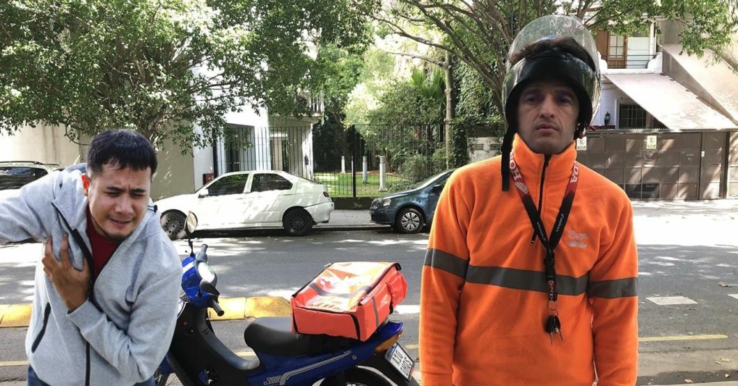 Venezolano en Colombia sufre infarto al descubrir que su Rappi es el Koki