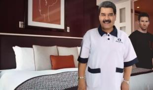VERGONZOSO: Mucama intenta colarse en habitación de Lionel Messi para pedirle una foto