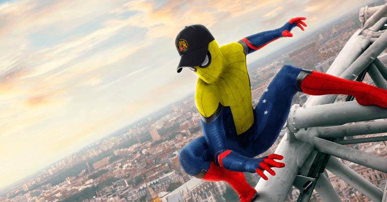 Spiderman venezolano no logra atravesar el multiverso por falta de visa