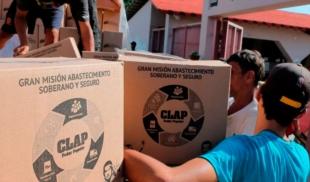 Denuncian que Caja CLAP está trayendo productos del CLAP