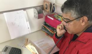 Atleta olímpico venezolano eliminado en primera ronda recibe llamada de Jaua