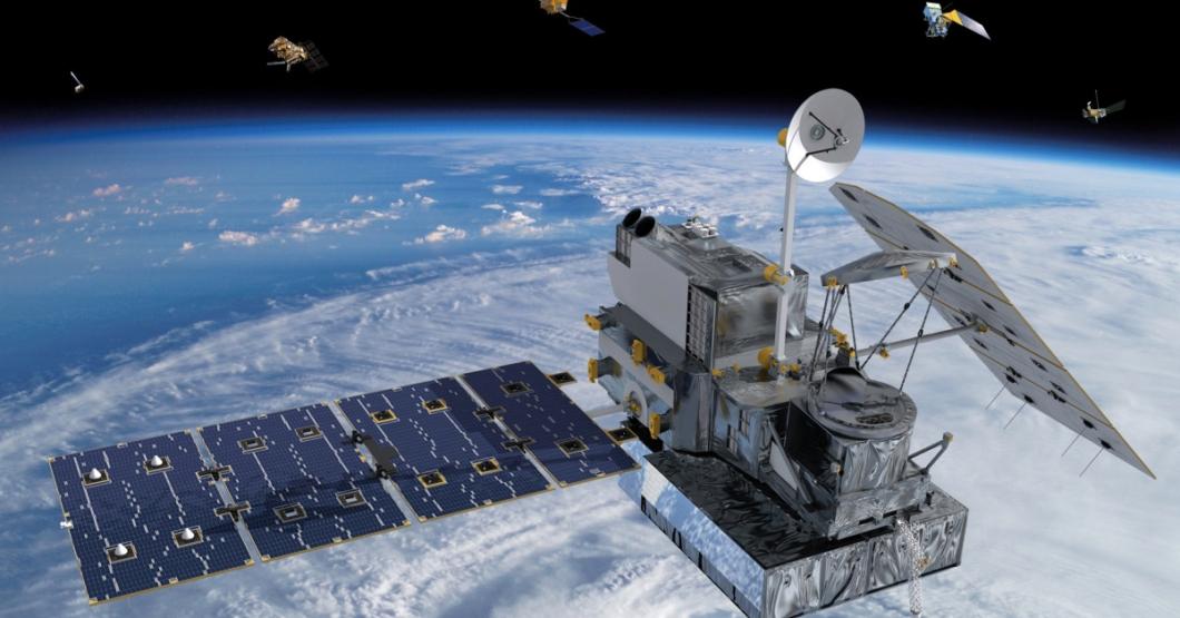 Satélite de la NASA sobrevuela Caracas y le roban la batería