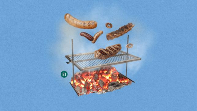 61 | Fuego y Comida: nuestra relación con la parrilla | El Cuartico