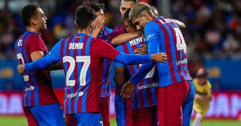 APLASTANTE VICTORIA: FC Barcelona vence en penales a la sub 12 del Yaracuyanos