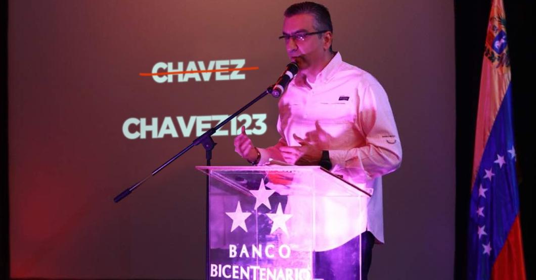 """Banco Bicentenario refuerza su seguridad cambiando la clave de """"Chavez"""" a """"Chavez123"""""""