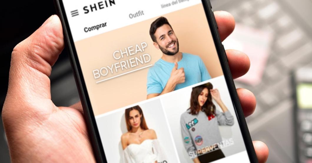 Chama consigue novio de oferta en Shein