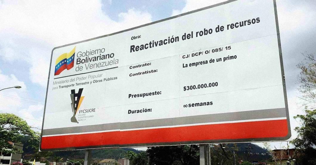 Maduro aprueba recursos para reactivar el robo de recursos