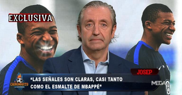 ¿Guiño al Madrid? Mbappé se blanquea los dientes