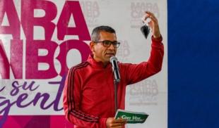 Reelección asegurada: Alcalde de Maracaibo invierte en tetica de asfalto