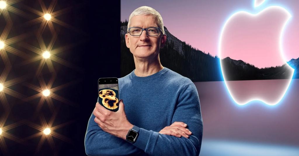 iPhone 13 tendrá cámara con más definición para que señor le tome fotos a la arepa que se le quemó