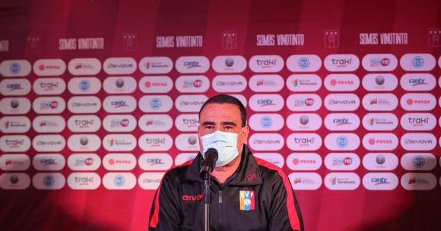 LE CAYÓ EL PAGO MÓVIL: Técnico de la Vinotinto anuncia que estará para el partido contra Paraguay