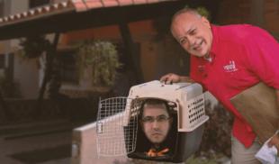 Diosdado pregunta si restaurante es pet friendly para poder llevar a Arreaza