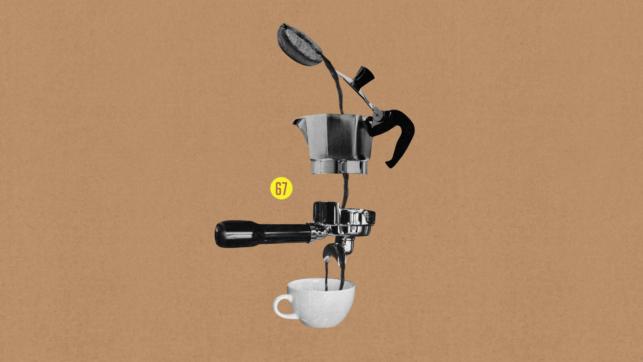67 | PRIMERO QUE TODO, UN CAFÉ | El Cuartico