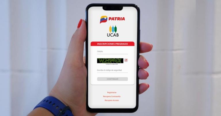 Universidad privada abre inscripción de materias a través de la Plataforma Patria