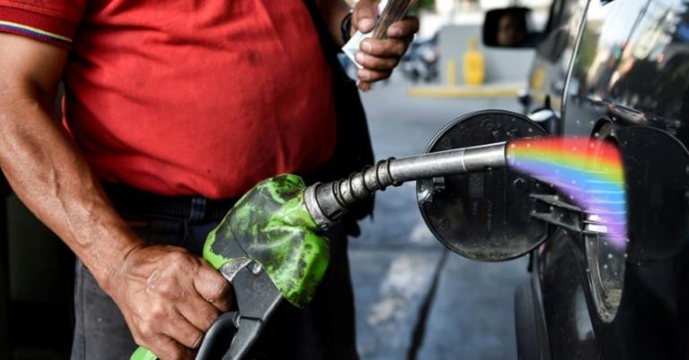 Aumenta a $1 el precio del tanque de gasolina imaginaria